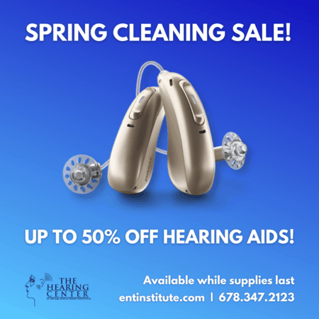 Up to 50% off New Hearing Aids